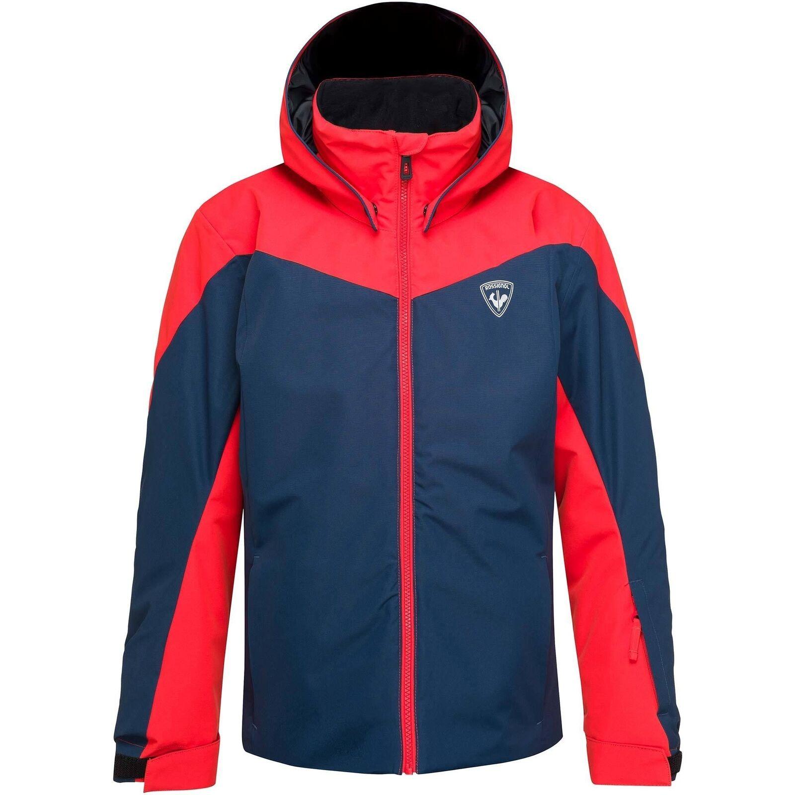 Rossignol giacca da neve Fonction, junior - Art. RLIYJ14-304 (Crimson)