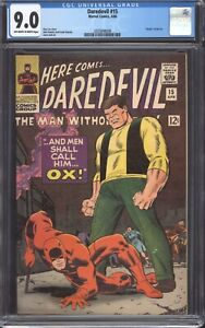 DAREDEVIL-15-1966-CGC-9-0-VF-NM-Stan-Lee-034-Death-034-of-the-Ox