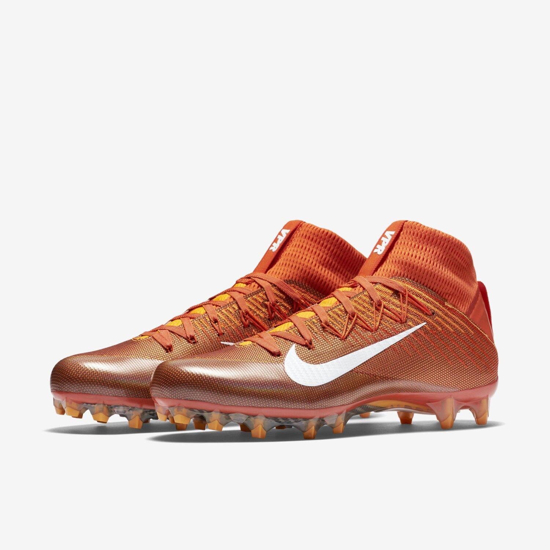 NIKE VAPOR UNTOUCHABLE 2 FOOTBALL Cleats MENS 16 Team orange 824470 818  200 NEW