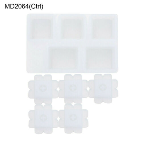 Mechanical Gaming Keyboard Mold Computer PC Keycaps Silicone Molds Epoxy Resin