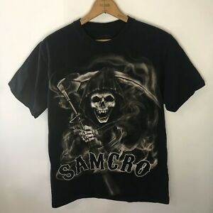 Sons of Anarchy Jax Adult Ringer T Shirt M