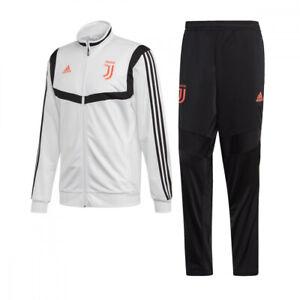 Dettagli su Tuta adidas training ufficiale F.C. Juventus DX9116 JUVE PES SUIT 2020 Junior