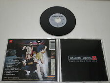 GUANO APES/WALKING ON A THIN LINE(SUPER SONIC 74321 94569) CD ALBUM