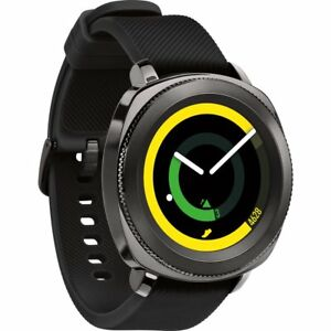 Samsung Galaxy Gear Sport Watch Negro SM-R600 Smartwatch Water-resistant 50M