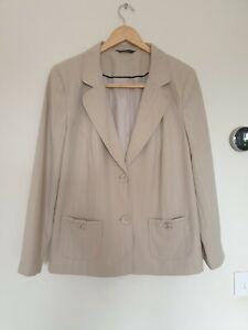 Ladies-jacket-blazer-size-18