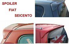 SPOILER  ALETTONE FIAT 600  GREZZO   CON KIT MONTAGGIO F089-TR089-1