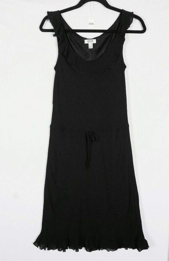 62eeec240970 Moschino Cheap and Chic black dress I 44 US 10 GB 12   Fashionable ...