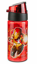 Disney Store Marvel Iron Man Water Bottle New