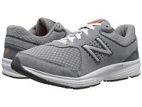 Men Balance Mw411gr2 Walking Wide (2e) Grey 100% Authentic Brand