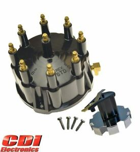 Mercruiser-Thunderbolt-V8-Distributor-Cap-and-Rotor-Kit-805759Q3-E66-0012