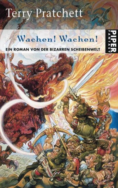 Terry Pratchett: Wachen! Wachen! / Scheibenwelt Bd.8 (2005, Taschenbuch)