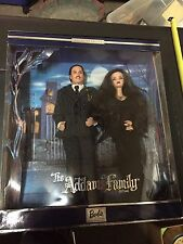 2000 Barbie Collectibles The Addams Family Gift Set