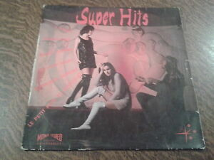 33-tours-super-hits-orchestre-dave-brown