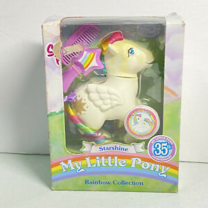 My Little Pony 35th Anniversary Rainbow Collection Scented STARSHINE
