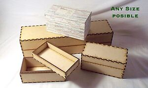 MDF-boxes-Small-Even-Joints-ANY-SIZE-50mm-high-Multi-Buy-DISCOUNT-Matched-Joints