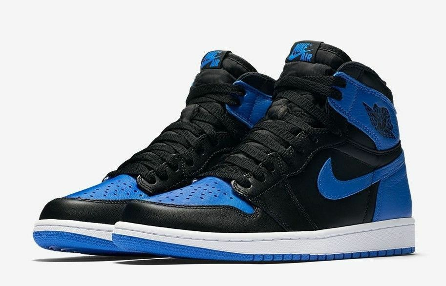 Nike og air jordan 1 'alto og Nike