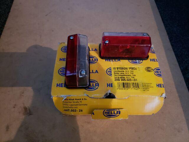 Umrissleuchte für Beleuchtung HELLA 2XS 005 020-001