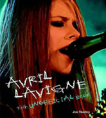 """AS NEW"" Avril Lavigne, Thornley, Joe, Book"