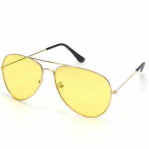 N Night Driving vision HD Glasses Prevention Yellow Driver Sunglasses Eyeglasses