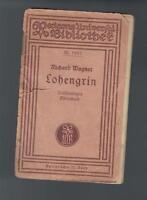 Reclam Nr.5637 - Lohengrin Richard Wagner