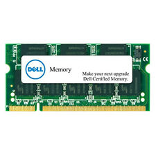 8GB DELL Memory RAM DDR3 SODIMM 204p 1600MHz PC3-12800 SNP8H68RC/8G DDR3L