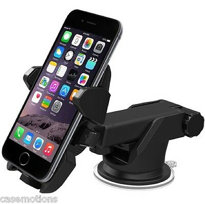 iOttie Easy One Touch 2 Car Mount Holder- iPhone X, 8/8+,7/7+, Samsung S8/S8+