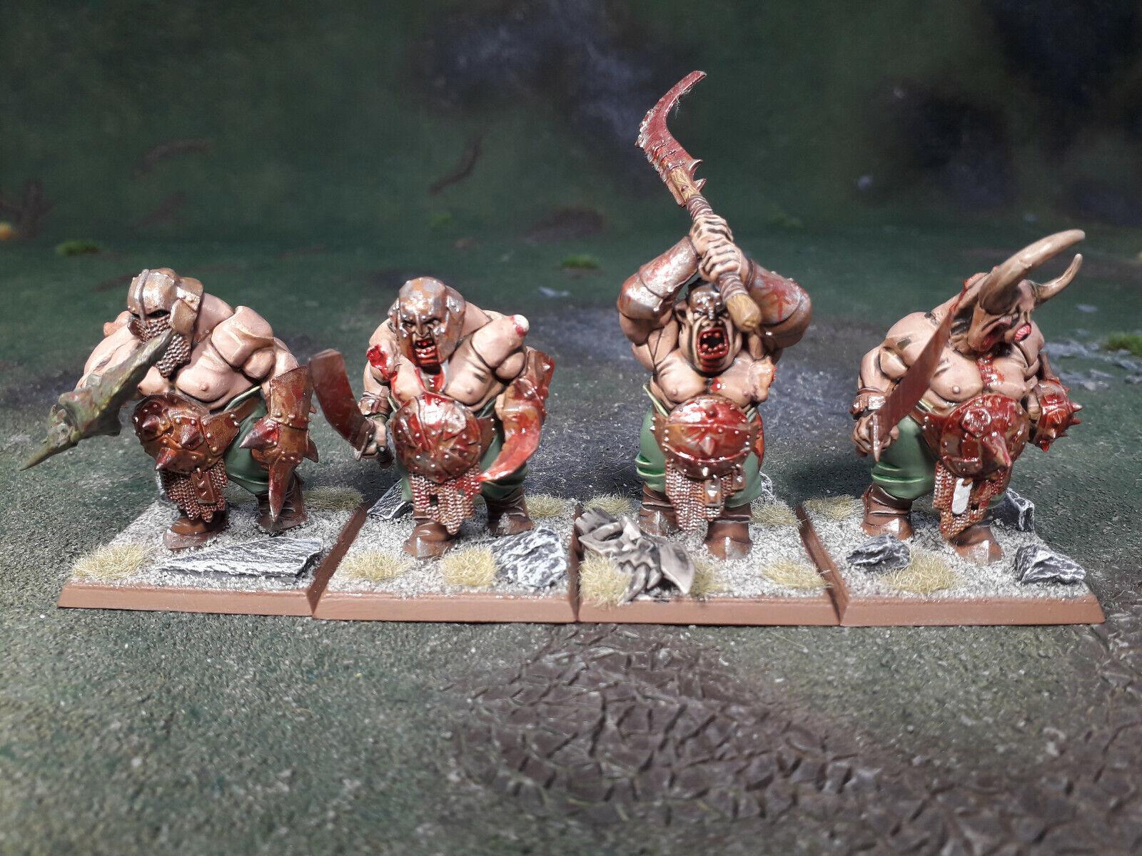AOS (Warhammer) Chaos Ogor