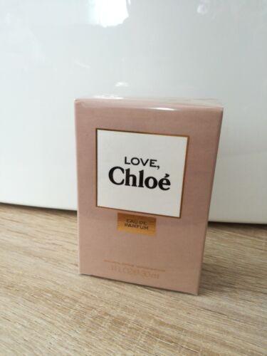 CHLOE Love Eau De Parfum 30ML Neu  ET7o4 uhVWV