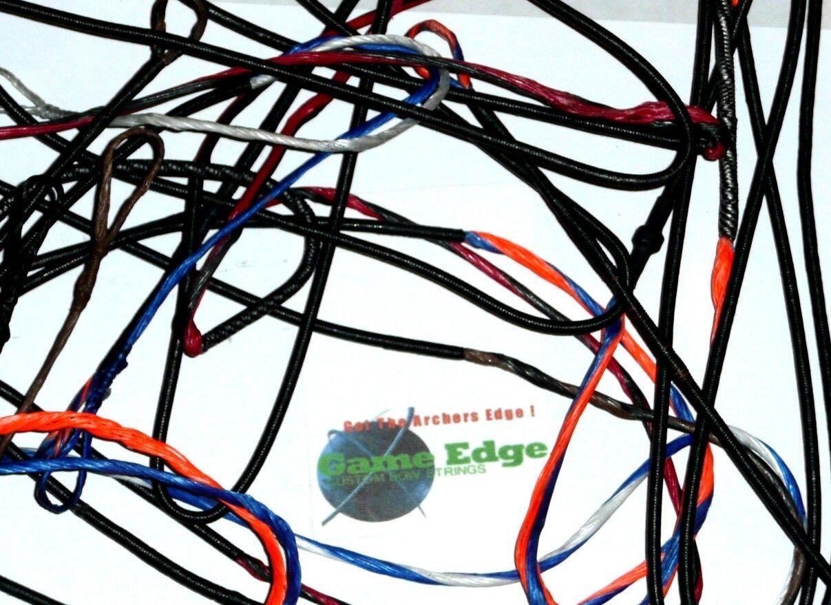 Bowtech 2006 Tomcat Premium (2) Cuerda (2) Premium Juego Cables 43fe4c