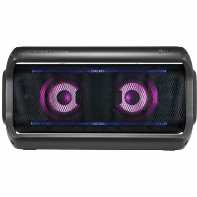 LG PK7 Portable Bluetooth Wireless Speaker Black New from AO