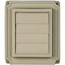 Mid America Scallop Exhaust Vent 137 Colonial 4 Pack