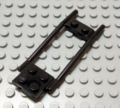 New LEGO Black Horse Animal Hitching Piece