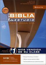 NEW - La Biblia de estudio para cada dia NVI (Spanish Edition)