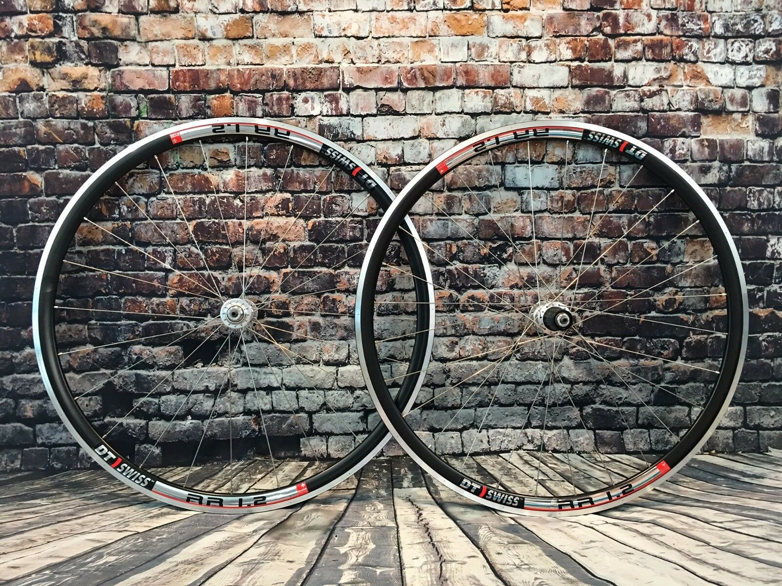 DT Swiss RR585 Wheel Set, Shimano Ultegra 8 9 10 Spd Hubs,700c Road Bike Wheels