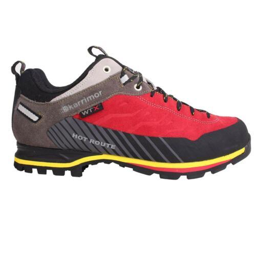Hommes Karrimor Hot Route WTX Chaussures De Marche Imperméable Neuf