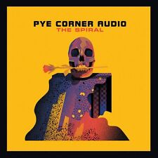 Pye Corner Audio - The Spiral EP Double 7 Inch Vinyl LTD Editon Death Waltz New