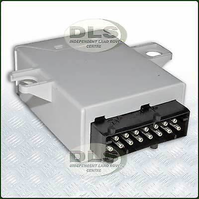 Towing Electrics Control Module OEM Range Rover L322 to VIN 9A999999 YWC000840