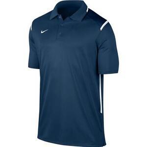 ca9d94443990 NWT Nike Team Men s Gameday Polo Shirt 706710-420 Navy