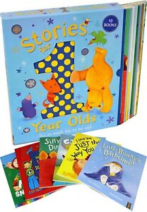 Little-Tiger-Stories-For-1-Year-Olds-10-Books-Collection-Set-Children-Gift-Pack