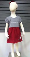 University Of Alabama Infant And Toddler Girls Spring And Summer Dress