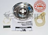 Part 3350115 Whirlpool Roper Kenmore Washer Complete Clutch Assembly Kit