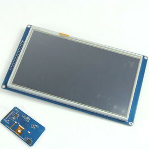 SSD1963-7-TFT-LCD-Module-Display-Touch-Panel-Screen-PCB-Adapter-Build-in
