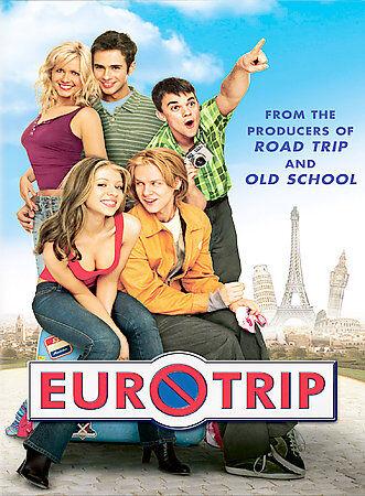 Eurotrip DVD, 2004, Full Frame  - $3.33