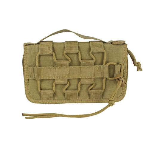 Tactical Men/'s Wallet Outdoor Travel Pouch Holster ID Cards Key Hand Bag
