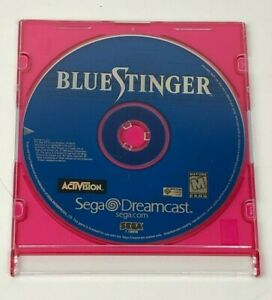 Blue-Stinger-for-Sega-Dreamcast-Disc-Only-Tested
