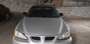 2001 Pontiac Grand-Am SE1