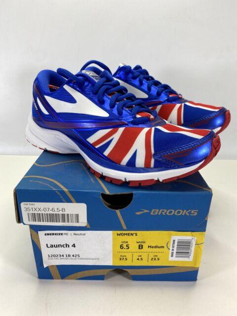 Brooks Launch 4 London Marathon UK
