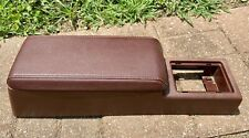 Mazda Rx7 1984 85 Center Console Burgungy Oem