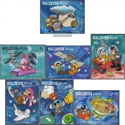 Buy Cheap Maldivas 1284-1290 (completa Edición) Nuevo Con Goma Original 1988 Walt-disney-p