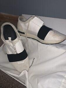 Balenciaga Elastic Runners Size 9 | eBay